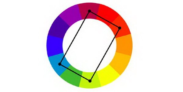 6 cách phối màu trong thiết kế nội thất mới nhất 2020
