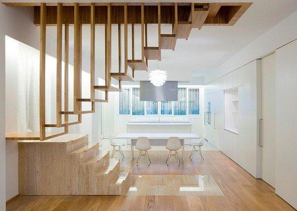 Kinh nghiệm thiết kế cầu thang chuẩn hiện đại xu hướng 2020