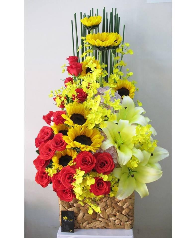 Tổng hợ 10 nghệ thuật cắm hoa theo phong cách phương tây