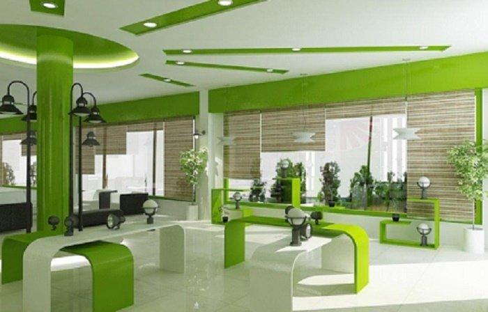 Xu hướng thiết kế nội thất Showroom mới nhất 2020