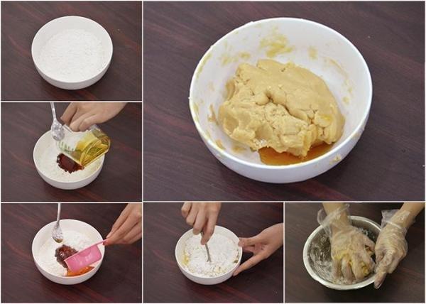 Bắt tay vào chuẩn bị làm bánh Trung thu ngay nào