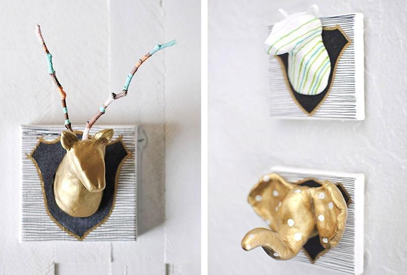 Cách trang trí căn phòng trở nên đặc biệt hơn bằng đồ handmade