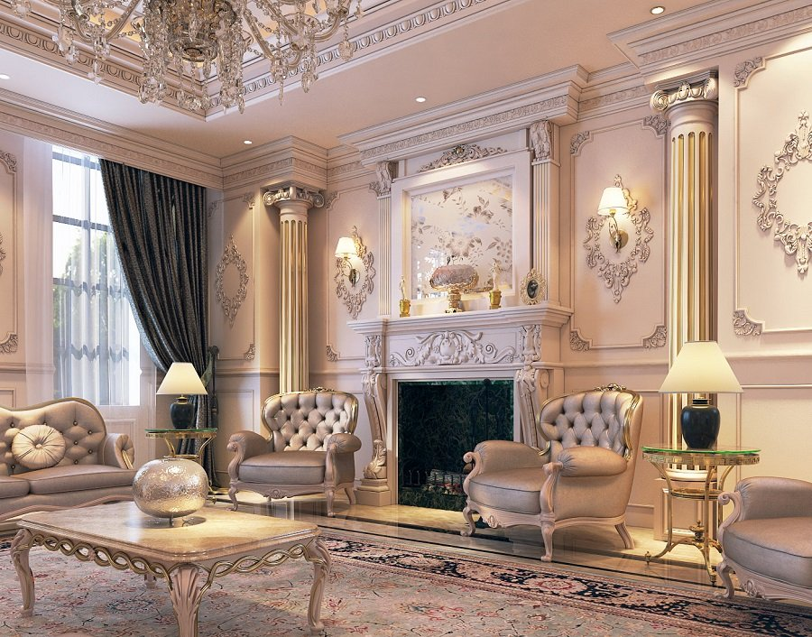Lựa chọn trang trí nhà theo phong cách cổ điển, bạn nghĩ sao?