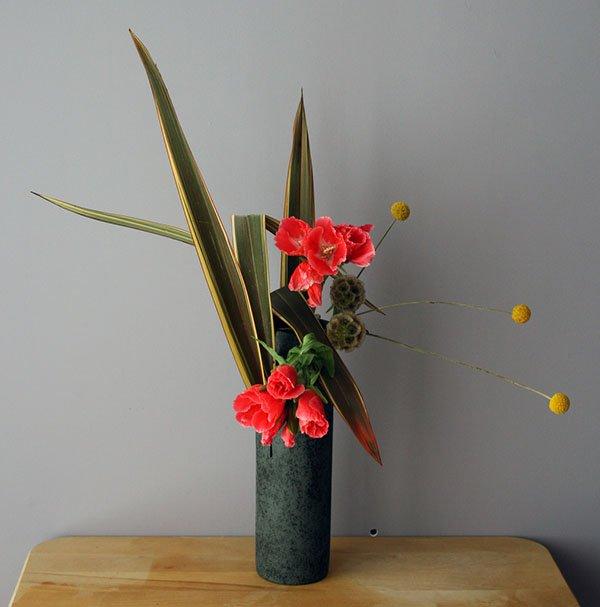 Ikebana - Nghệ thuật cắm hoa Nhật Bản