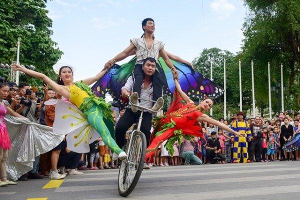 Tìm hiểu về nghệ thuật đường phố Việt Nam
