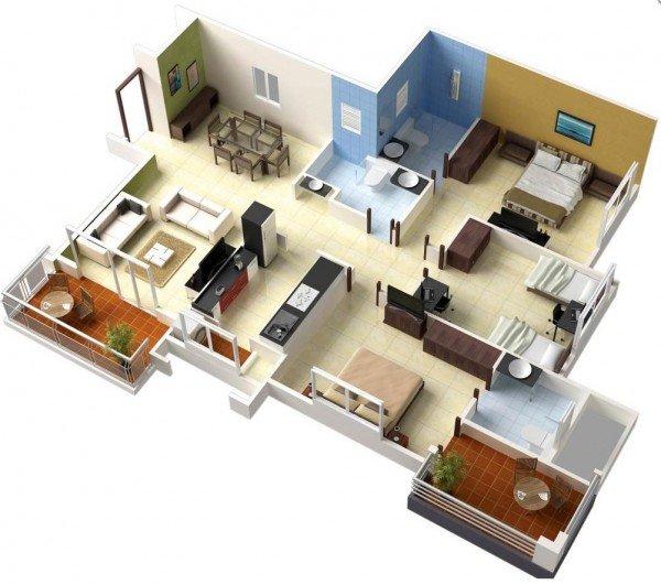 7 Kiến thức cơ bản về thiết kế nội thất cần tham khảo khi trang trí nhà cửa