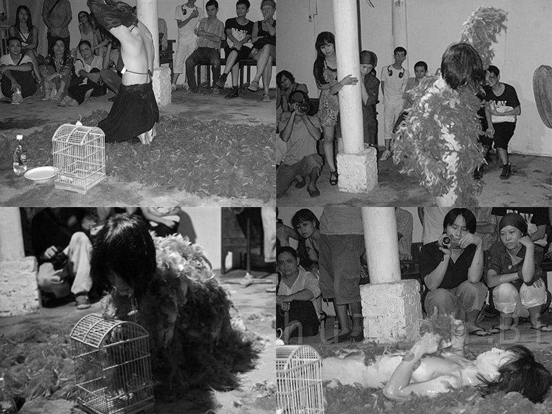 Nghệ thuật đương đại Việt Nam và sự lạm dụng