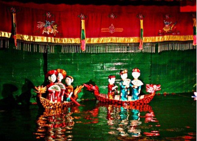 Nghe Thuat San Khau Dan Toc Viet Nam Hinh Anh