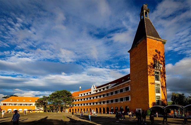Ghé thăm những kiến trúc đẹp ở Đà Lạt đẹp ngất ngưỡng