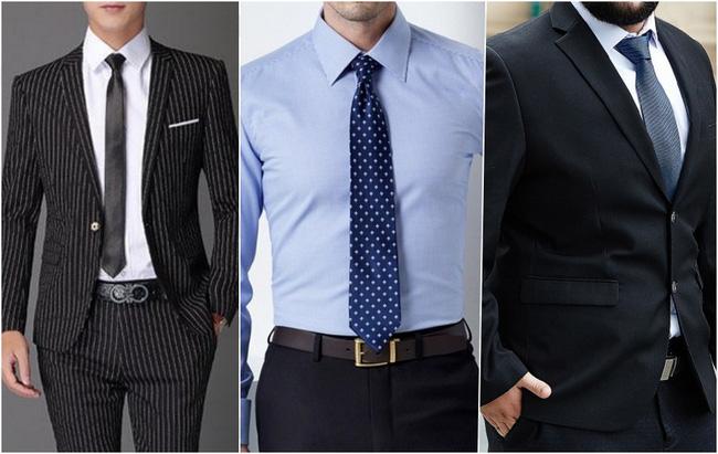 Công thức chọn cà vạt cho chồng, đơn giản đảm bảo nàng nào cũng làm được - Ảnh 1.