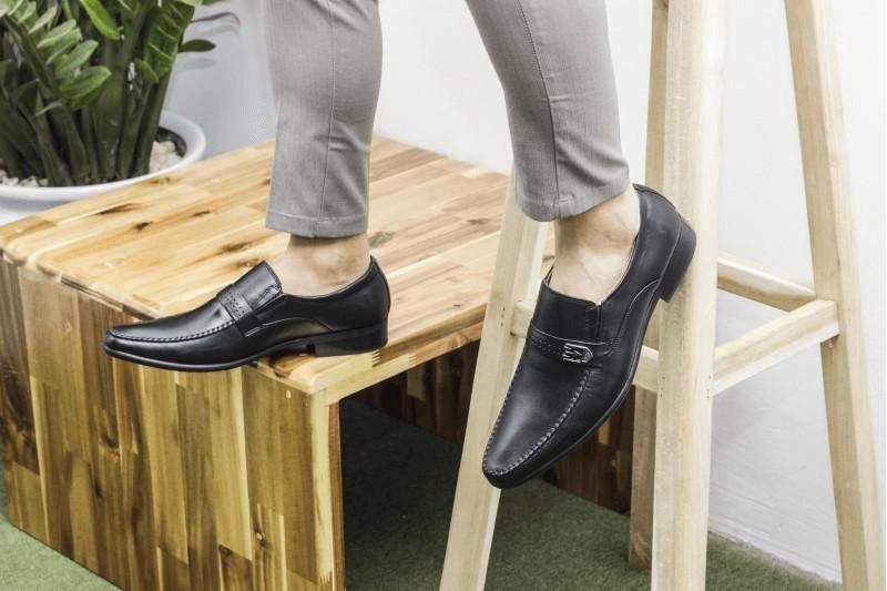 Quy tắc cơ bản trong việc chọn giày cho nam giới