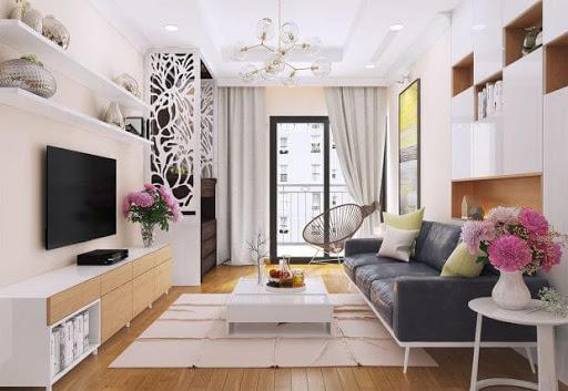 Phòng khách chung cư và giải pháp cho những vấn đề bạn gặp phải