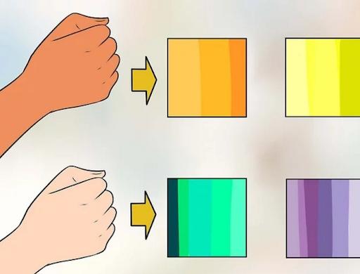 Nguyên tắc phối quần áo dựa vào màu da của cơ thể