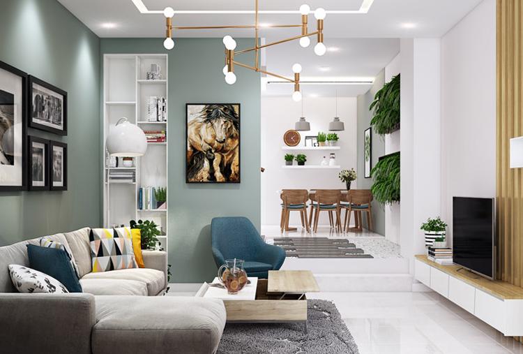 8 phong cách thiết kế nội thất được yêu thích trên thế giới