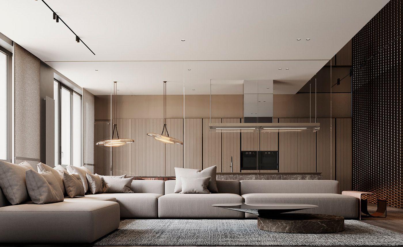 Phong cách thiết kế nội thất đương đại (Contemporary) là gì?