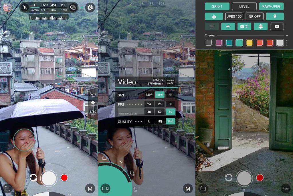 ProShot, ứng dụng chụp ảnh nâng cao dành cho Android trị giá 91K đang miễn  phí | Tinh tế
