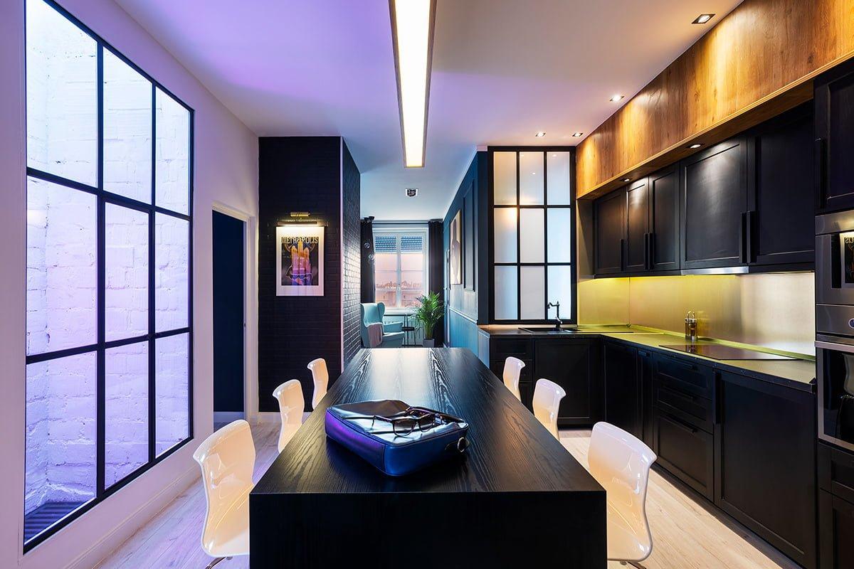 Mảng màu trong Phong cách Nội thất hiện đại - Công ty Thiết kế & Thi công  Nội thất Trọn Gói Byzan – Uy tín, Chuyên nghiệp