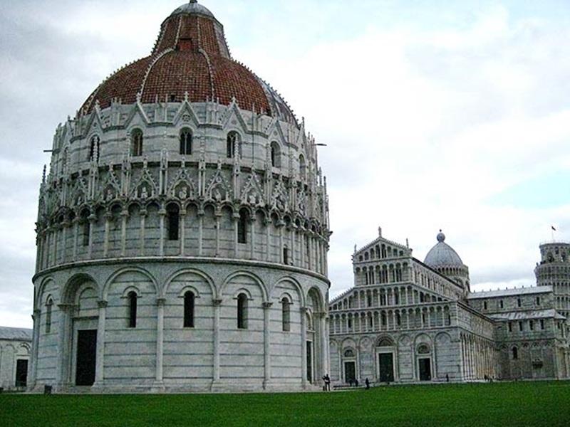 đặc điểm kiến trúc Roman