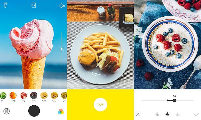 Foodie: Ứng dụng dành cho những người sành ăn