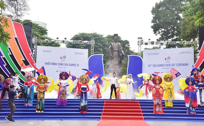 Lễ khai mạc, bế mạc SEA Games 31-2021: Hà Nội quyết tâm ghi dấu ấn -  Hànộimới
