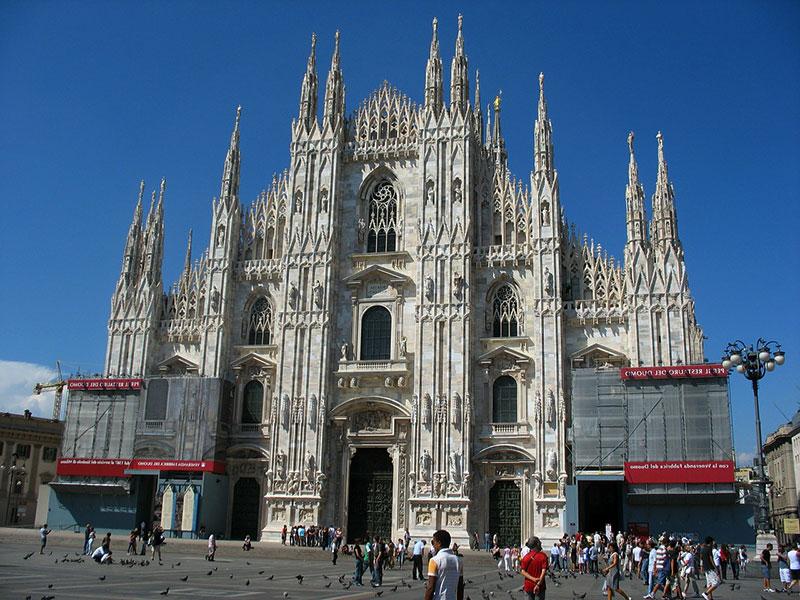 Kiến trúc Gothic - Những kiến thức chuyên sâu mà bạn chưa biết ?