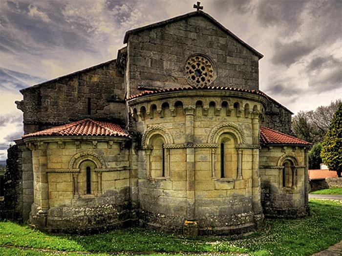 Phần lớn các công trình kiến trúc Roman đều chịu sự tác động của kiến trúc Byzantine