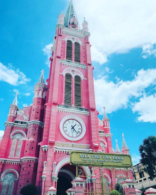 Nhà thờ Tân Định
