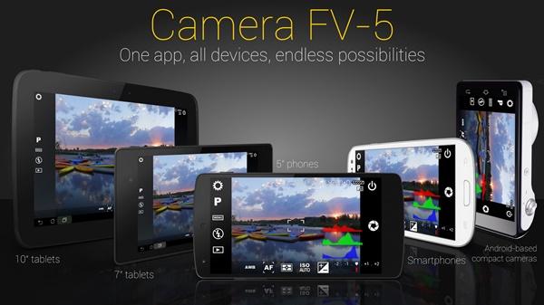 phần mềm chụp ảnh đẹp trên Android (1)