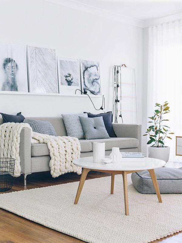 Tất cả sự trang trí và nội thất đều được kết hợp một cách hài hòa, tinh tế