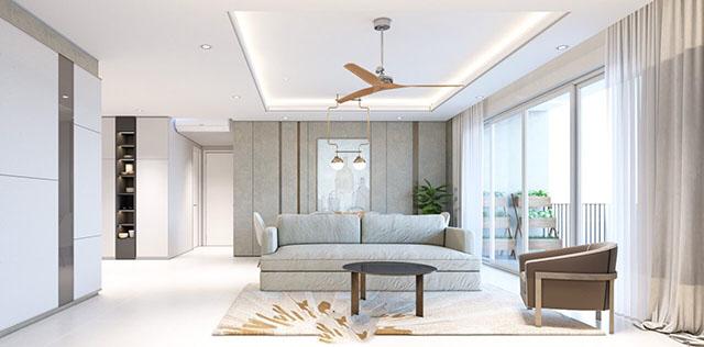 Phong cách thiết kế nội thất hiện đại là gì? Đặc điểm thế nào?