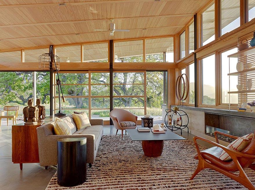 Cách nhận biết phong cách nội thất Rustic giản dị và mộc mạc