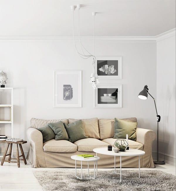 Một bộ ghế sofa như thế này sẽ là sự lựa chọn hoàn hảo sau những giờ học tập và làm việc mệt mỏi