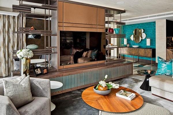 Phong cách mavetick thích hợp và được ứng dụng với nhiều không gian thiết kế