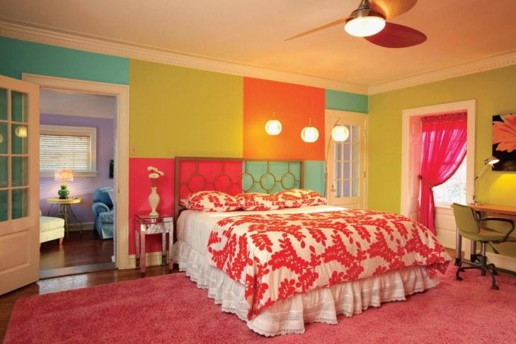 Thiết kế nội thất phong cách maverick cho phòng ngủ độc đáo và sáng tạo