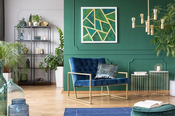 Phong cách thiết kế nội thất maverick độc đáo