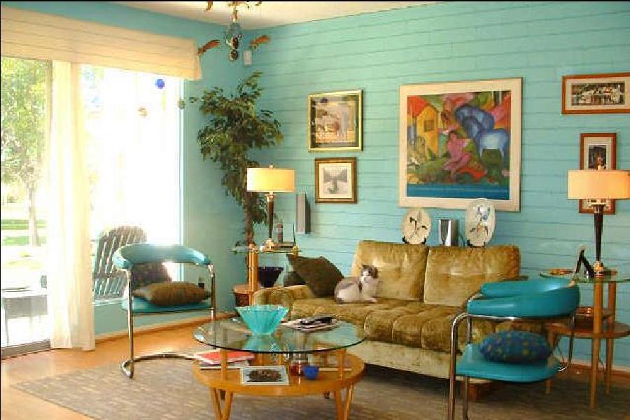Phong cách thiết kế nội thất Retro - Trào lưu một thời