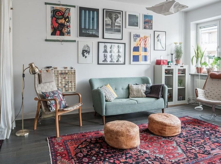 Đặc điểm phong cách thiết kế nội thất Vintage   Housedesign