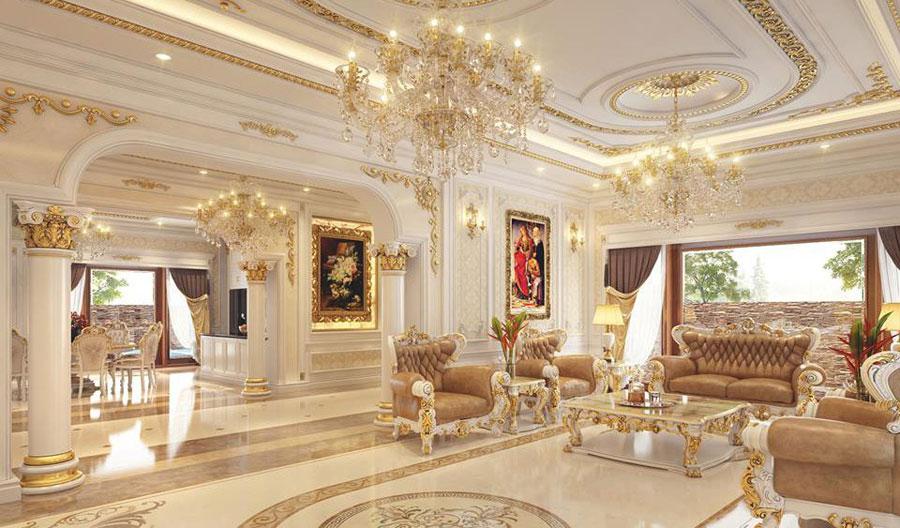 Trang trí căn nhà của bạn với phong cách Classicism – Cổ điển