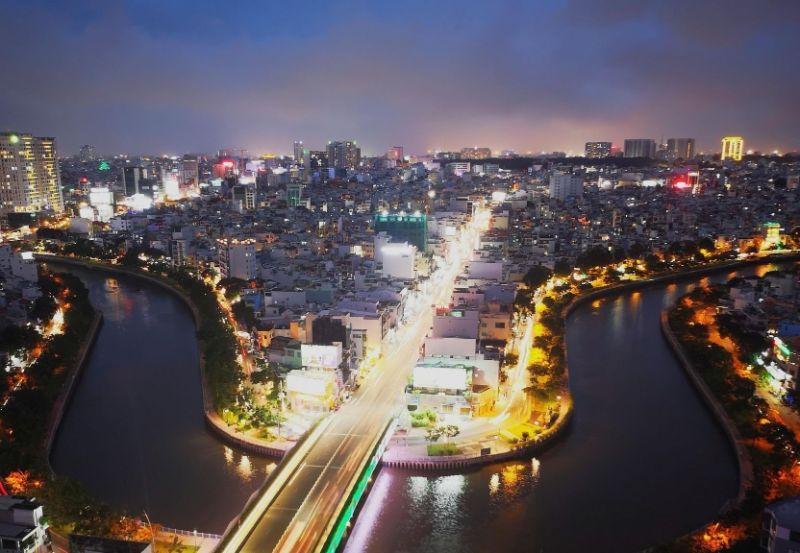 Phú Nhuận là quận trung tâm Sài Gòn tập trung nhiều công ty lớn