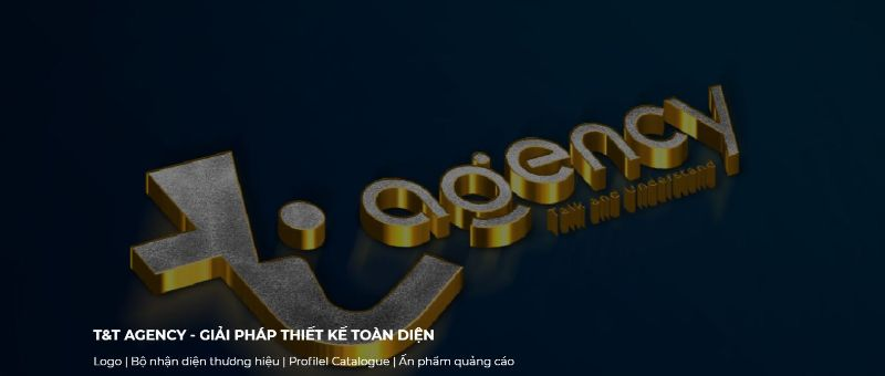 T&T AGENCY là đơn vị hàng đầu khi bạn muốn thiết kế logo cho doanh nghiệp